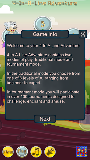 4 In A Line Adventure, tournament edition 5.10.31 screenshots 2