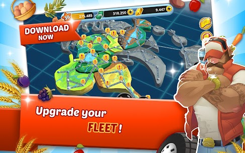 Food World Tycoon MOD Apk (Unlimited Money) Download 8