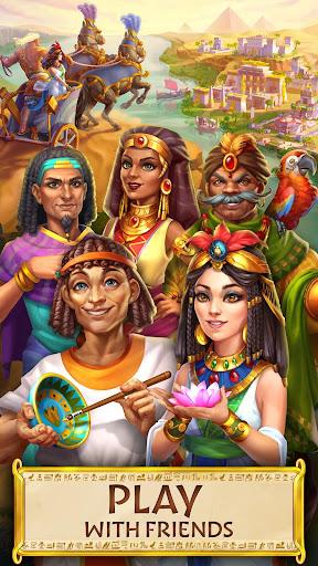 Jewels of Egypt: Gems & Jewels Match-3 Puzzle Game 1.9.900 screenshots 7
