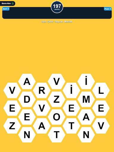 u0130sim u015eehir Hayvan Online - Kelime Oyunu  Screenshots 14