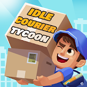 Idle Courier Tycoon – 3D Business Manager MOD APK 1.6.0 (Money increases)