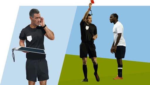 Video Assistant Referees (VAR) Game  screenshots 3