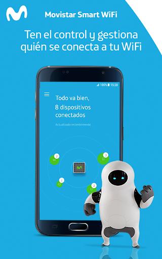 Movistar Smart WiFi  Screenshots 1