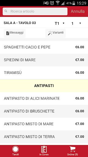 netfood order screenshot 3