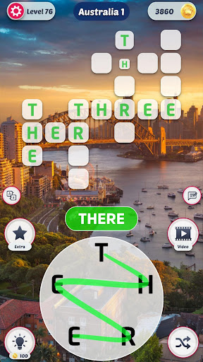 Word Explore: Travel the World  Screenshots 2