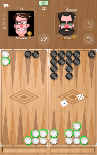 Backgammon Online 1.2.5 Screenshots 6