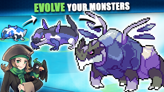 EvoCreo - Free: Pocket Monster Like Games