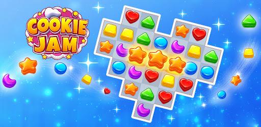 Cookie Jam™ Match-3 gratuits en ligne APK 0