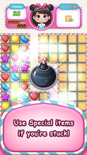 New Sweet Candy Pop: Puzzle World screenshots 3