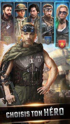 Code Triche Instant War - Jeu de stratégie militaire (Astuce) APK MOD screenshots 1