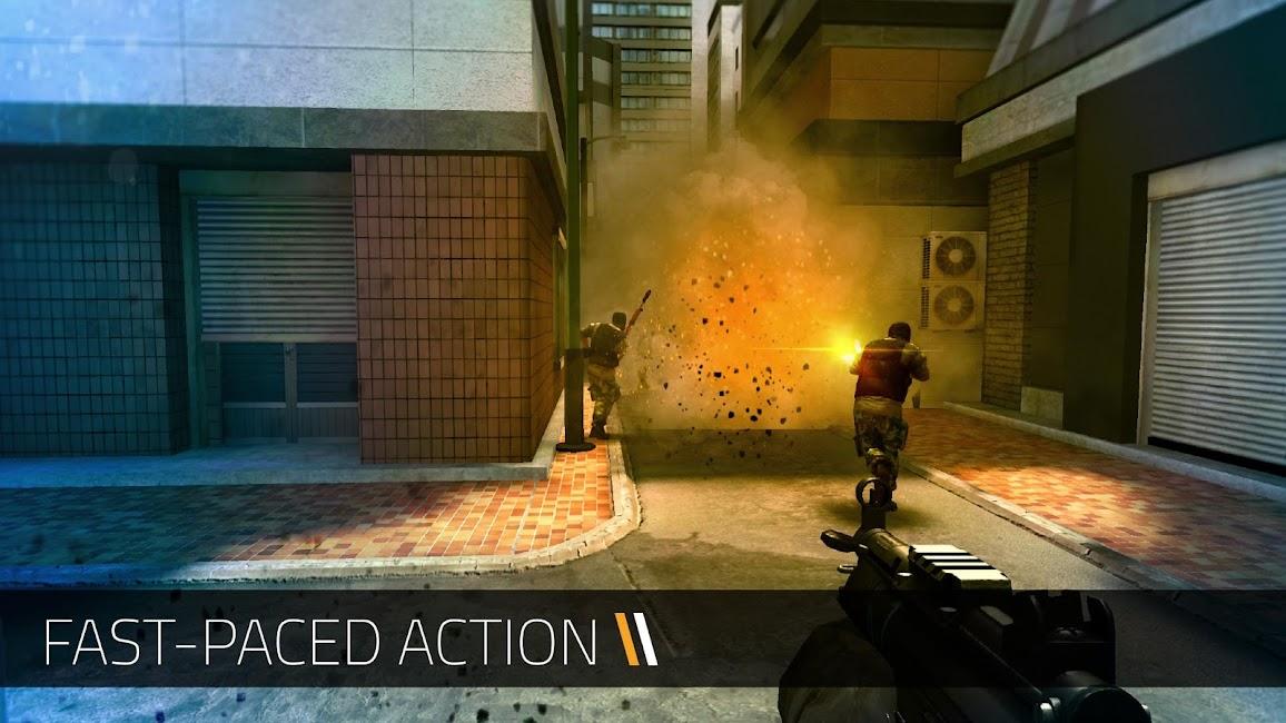 Forward Assault GiftCode 1.2021 2