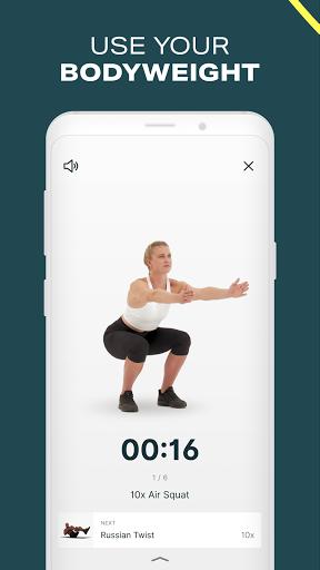 Foto do Kompanion: At Home Bodyweight Workouts Plan