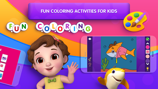 ChuChu TV Nursery Rhymes Videos Pro - Learning App apktram screenshots 21