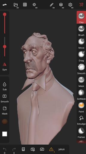 Nomad Sculpt 1.40 Screenshots 1