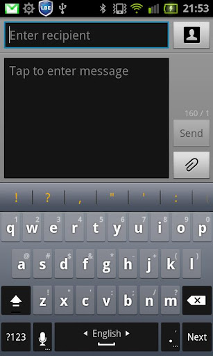 Hebrew for Perfect keyboard Apk 2