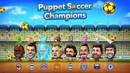u26bd Puppet Soccer Champions u2013 League u2764ufe0fud83cudfc6  Screenshots 16