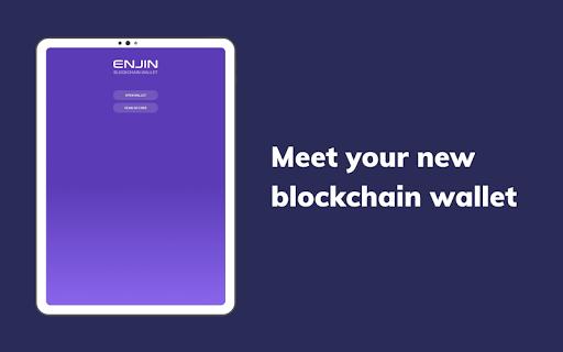 Enjin: Bitcoin, Ethereum, Blockchain Crypto Wallet 1.11.1-r Screenshots 9