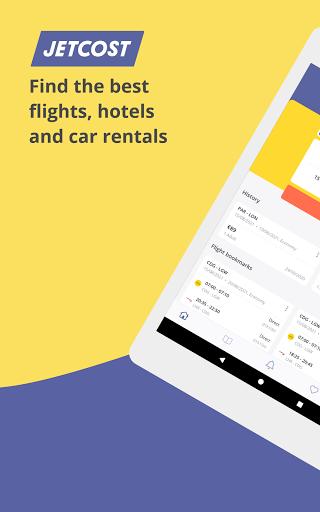 Jetcost: flights, hotels, cars  screenshots 9