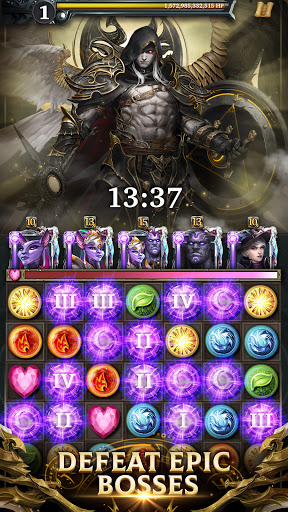 Legendary: Game of Heroes - Fantasy Puzzle RPG 3.8.1 screenshots 4