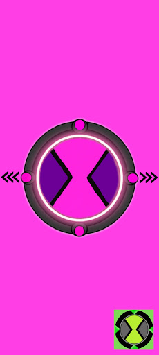 Omnitrix Simulator 2D screenshots 3