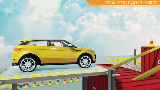 SUV Car Parking Simulator 2021: Parking Game 3D screenshots 5