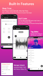 Muziko Music Player Pro v1.0.49 MOD APK 3