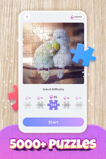 Jigsaw Puzzles - Classic Game 1.0.0 screenshots 9