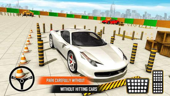 Crazy Car Parking Game 3D - Driving School Parking 3.1 screenshots 1