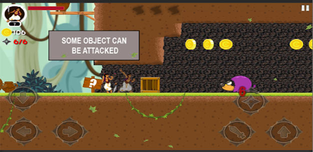 Aladdin jungle Adventures MOD APK (DUMB ENEMY) Download 3