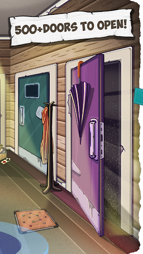 Fun Escape Room Puzzles u2013 Can You Escape 100 Doors 1.11 screenshots 2