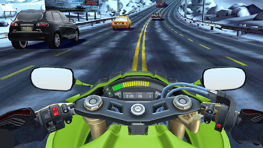 Moto Rider GO: Highway Traffic  screenshots 3