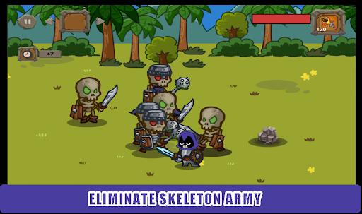 Super Ravein Knight - Angry Heroes Titu00e3s Adventure  screenshots 9