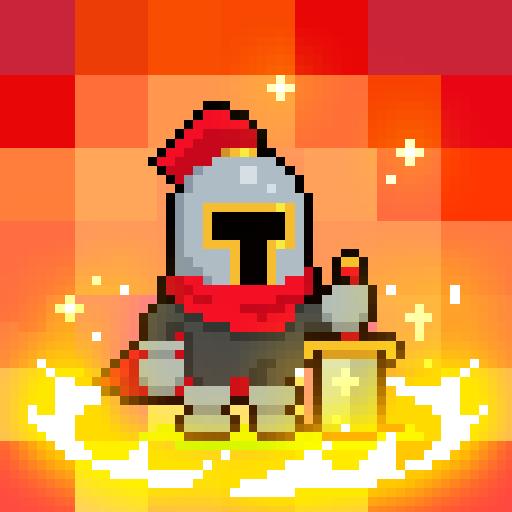 Mr Kim - Retro Idle RPG
