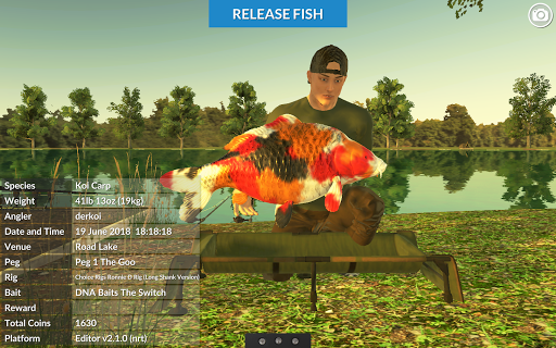 Carp Fishing Simulator - Pike, Perch & More  screenshots 17