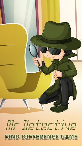 Mr Detective - Find the Difference 1.1 screenshots 1