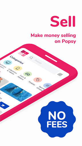 Popsy - Buy & Sell Used Stuff apktram screenshots 2