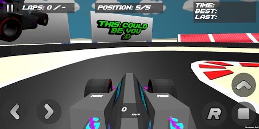 Mini Formula Racing screenshots 4