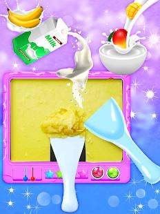 Ice Cream Roll Cooking Kitchen