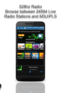 528 Player Pro Apk- Lossless 432hz Audio Music Player 32.0 (Paid) 5