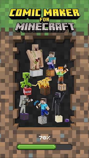 Comic Maker for Minecraft 1.16 Screenshots 11