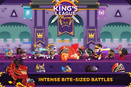 king's league: odyssey screenshot 2