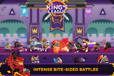 King's League: Odyssey MOD (Unlimited Gold Coins) 2