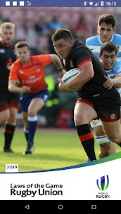 World Rugby Laws of Rugby 4.2.5 Mod APK UNLOCKED 1