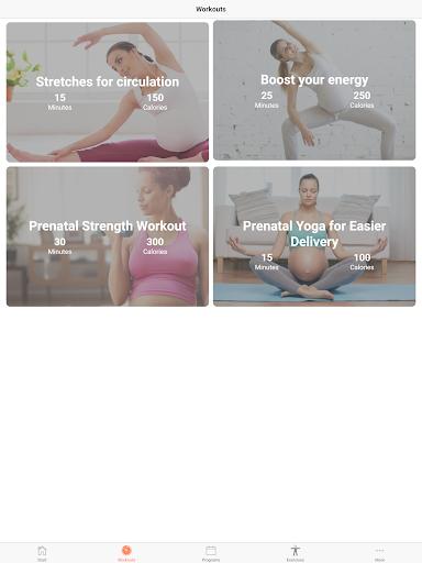 Foto do Pregnancy Workout Program