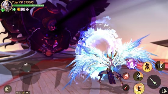 Eternal Sword M Screenshot