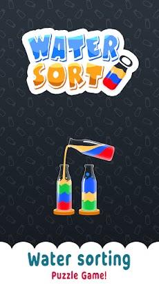 Water Sort Puzzle - Liquid Color Sort 2021のおすすめ画像1