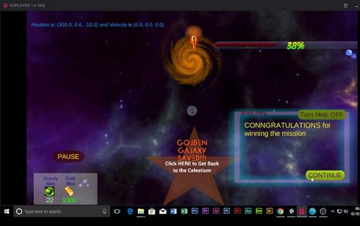 ud83cudf0c Golden Galaxy ud83dudcab Interstellar Sandbox Puzzle ud83cudfa1 goodtube screenshots 2