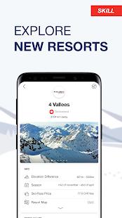 Skill - Ski&Snowboard Tracker