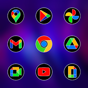 Pixly Fluo APK- Icon Pack (PAID) Download Latest Version 4