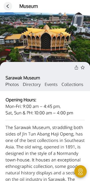 Sarawak Museums screenshot 3